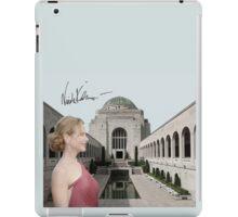 Nicole Kidman in the War Memorial iPad Case/Skin