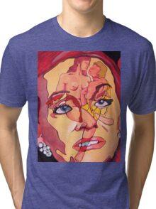 Hills Are Alice Etc.  Tri-blend T-Shirt