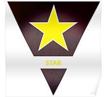 symbols: the start Poster