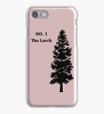 No. 1 - The Larch iPhone Case/Skin
