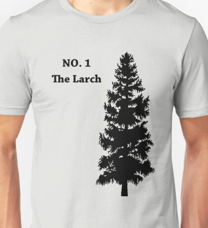 No. 1 - The Larch Unisex T-Shirt