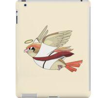 aaabaaajss - Bird Jesus iPad Case/Skin