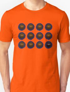 balls and sunset Unisex T-Shirt