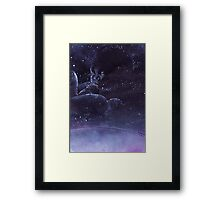 We are Stardust Framed Print