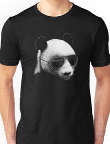 Aviator Panda Bear Unisex T-Shirt