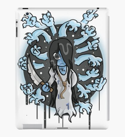 Typical Japanese Ghost iPad Case/Skin