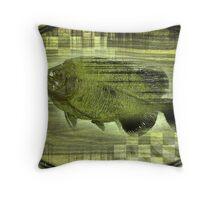 fossil 1 Throw Pillow