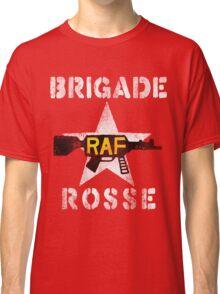 Distressed Brigade Rosse Classic T-Shirt