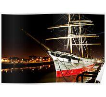 TheTall Ship. Poster