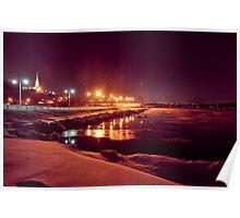 night photgraphy Poster