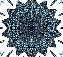 Blue Star by Aurapro Designs