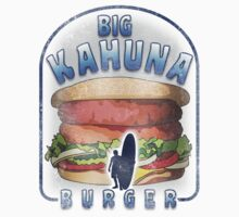Big Kahuna Burger by 8balltshirts