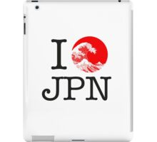 I love Japan iPad Case/Skin