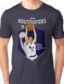 Hot Shots MAGIC MEN #3 Kristian Koutoufides Unisex T-Shirt