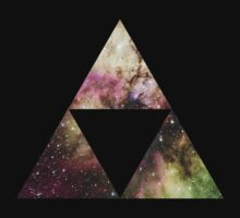 Triforce Galaxy  by FreakC