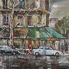 The Cafe by Stefano Popovski