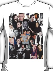 The 1975 Collage T-Shirt