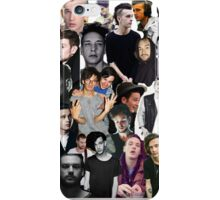The 1975 Collage iPhone Case/Skin