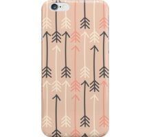 Arrows Pastel Colors Pattern iPhone Case/Skin