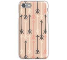Arrows Pastel Colors Pattern iPhone Case/Skin