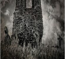 Graves in the sky by EmvandeBee