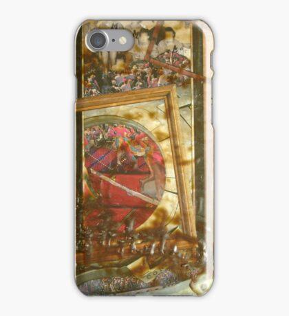 Thou Shalt Not Covet Thy Buddha's Neighbor iPhone Case/Skin