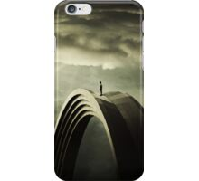 Time manager iPhone Case/Skin
