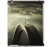 Time manager iPad Case/Skin