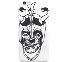 Karloff-Mummra iPhone Case/Skin