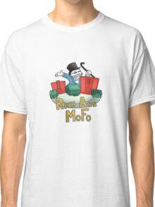Rich Ass Mofo Shirt Classic T-Shirt