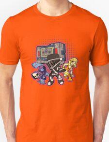 Old Skool 80s Cartoon B Boys (and girl) T-Shirt