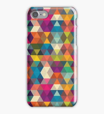 Abstract stylish pattern design iPhone Case/Skin