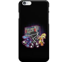 Old Skool 80s Cartoon B Boys (and girl) iPhone Case/Skin