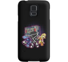 Old Skool 80s Cartoon B Boys (and girl) Samsung Galaxy Case/Skin