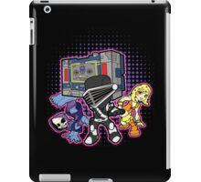 Old Skool 80s Cartoon B Boys (and girl) iPad Case/Skin
