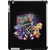 Old Skool 80s Cartoon B Boys (and girl) iPad Case/Skin
