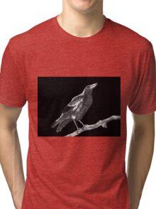 The Caroller Tri-blend T-Shirt