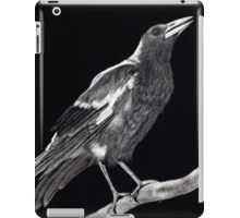The Caroller iPad Case/Skin