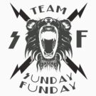 Team Sunday Funday Lion by thepisforpenis