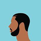 Drake Illustration by aleksza