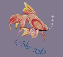 Lots of Fishy Tails T-shirt Kids Clothes