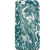 The Merman iPhone Case/Skin