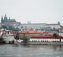 Gloomy Prague by ak4e