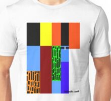 """Meet the Stones"" Abstract Tees, Hoodies & Vinyl Stickers Unisex T-Shirt"