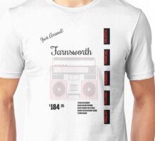 Farnsworth Radio Unisex T-Shirt