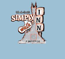 Simply Walk Inn Unisex T-Shirt