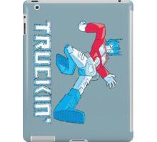 Truckin' iPad Case/Skin