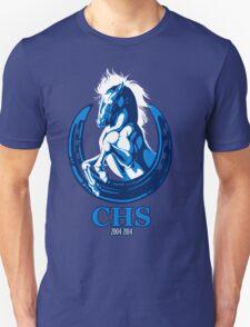 CHS Class of 2004 Zip Up T-Shirt