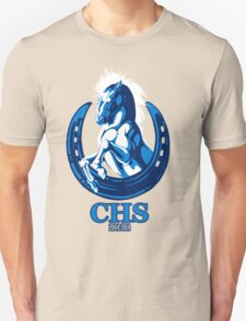 CHS Class of 2004 Zip Up Unisex T-Shirt