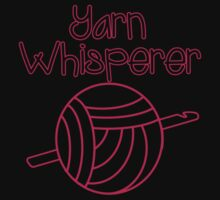 Yarn Whisperer by CraftyGeekette